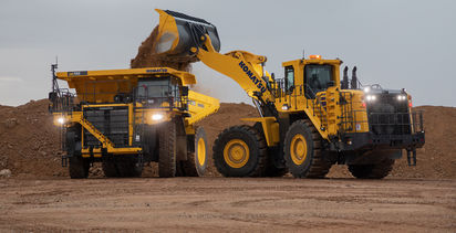 Komatsu America launches HD785-8 off-highway truck