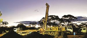 Cassini in Western Australia is Mincor Resources' flagship deposit