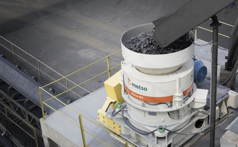 Metso, Outotec to form leading METS company
