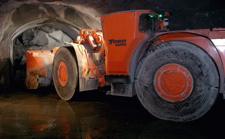 Sandvik pushes on with supply chain optimisation