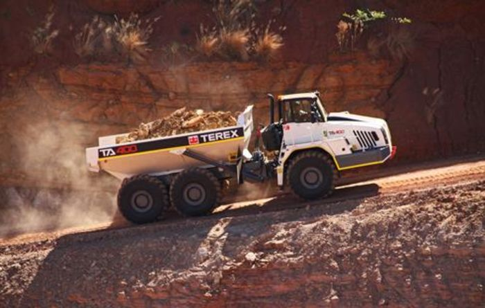 ICP named Terex Trucks official dealer
