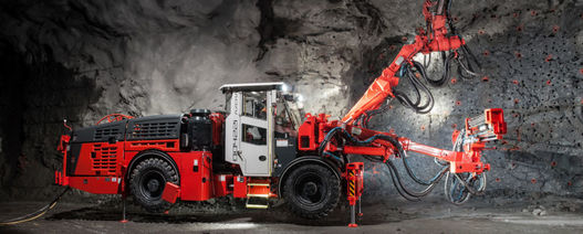 Byrnecut and OZ upgrade Sandvik drill for automation