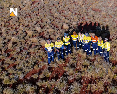 Newmont partners with Esri for drone mapping
