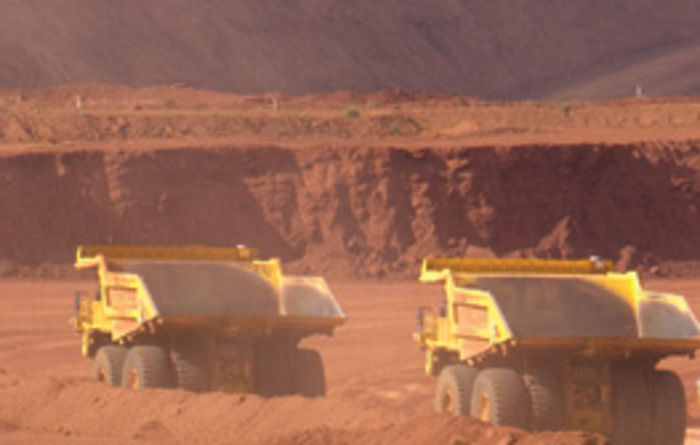 Rio Tinto drives up autonomous trucks