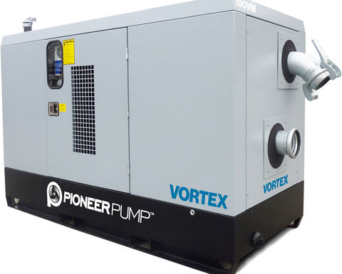 Pioneer Pump to launch new vortex pumps