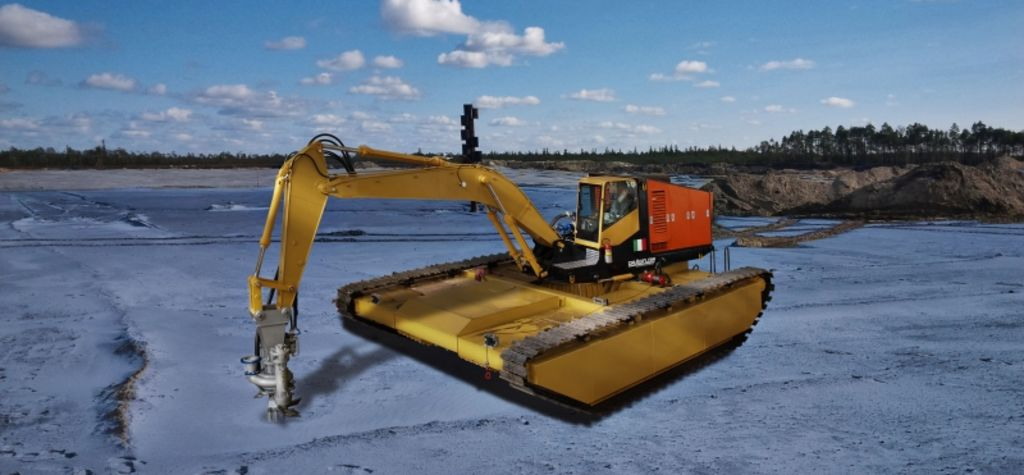 Dragflow dredge to address Chile tailings