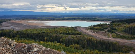 Mount Polley, five years on