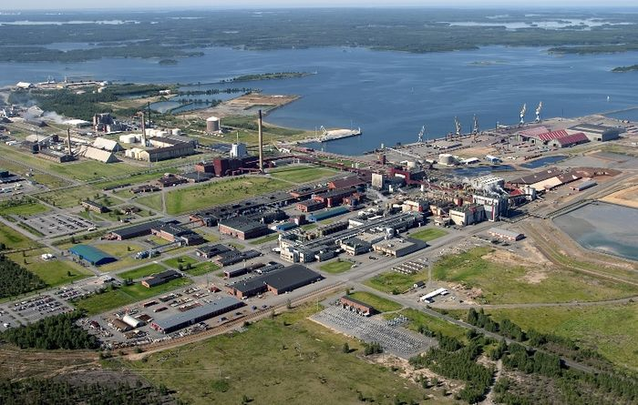 Boliden inaugurates new silver recovery plant