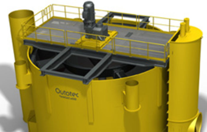 Outotec presents TankCell e500