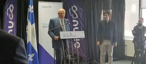 Quebec invests in Ormuco
