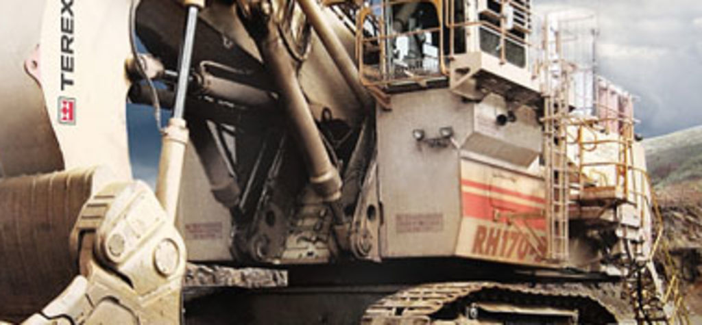 Rio and Terex global supply agreement