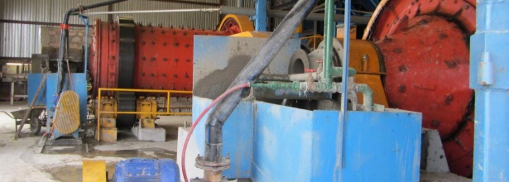 Veta Grande mill expansion completed