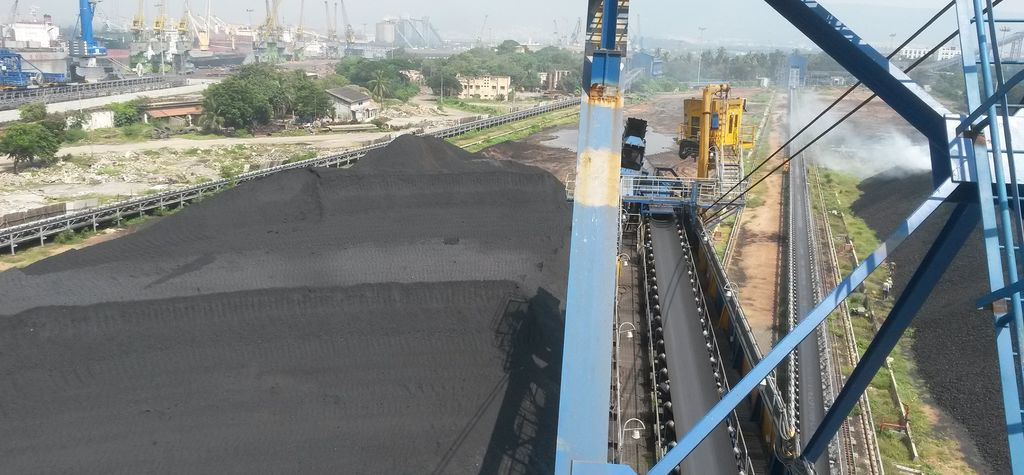 Laser measurement system commissioned at Adani