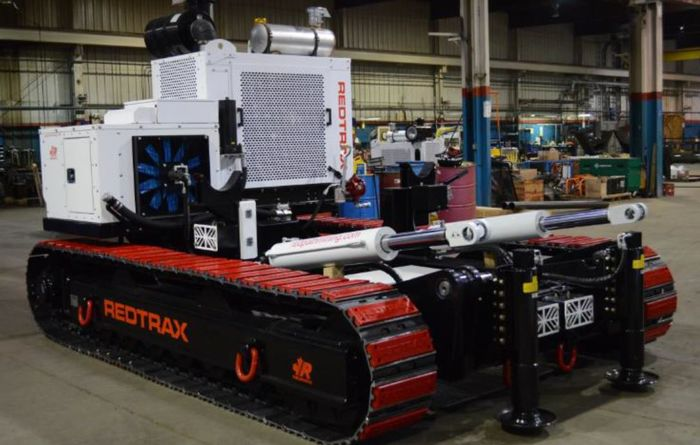 Redpath introduces Redtrax carrier