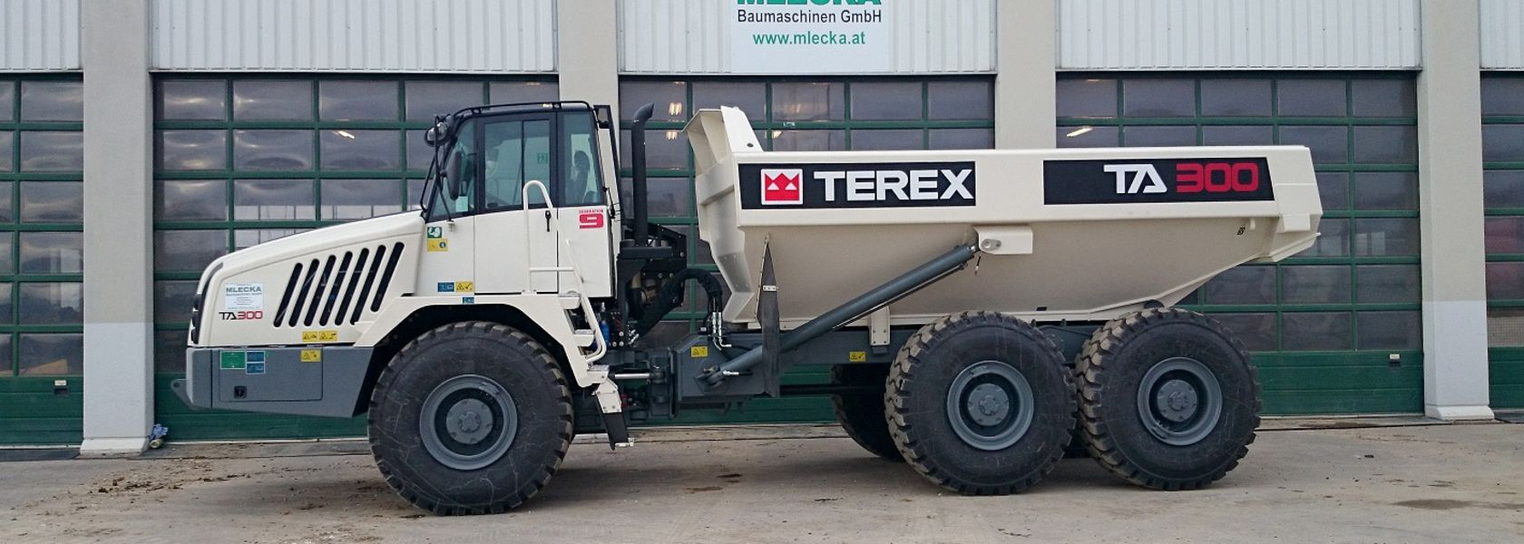 Terex Trucks appoints Alberta dealer