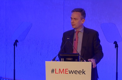 "At LME Week, Rio Tinto CEO Jean-Sébastien Jacques said how since the 1960s, the company had ""just increased the size of [its] dig units"""