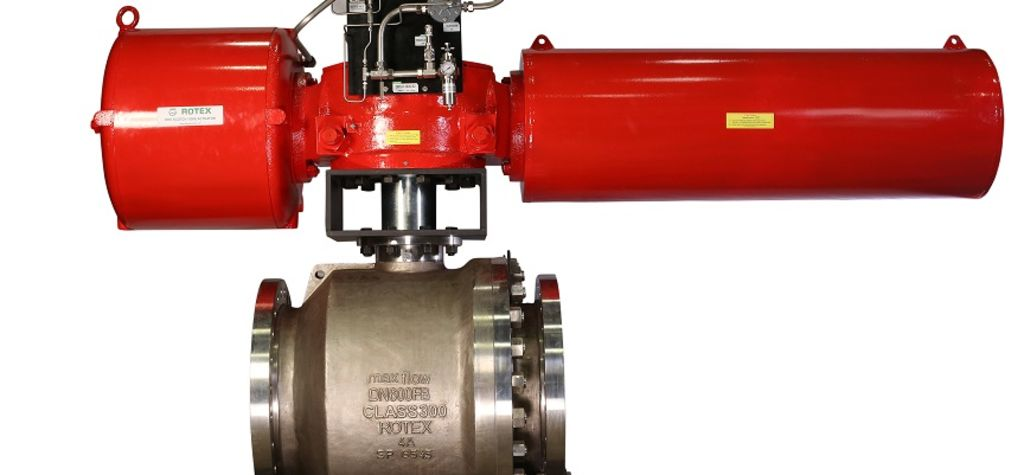 Metso increases valve presence