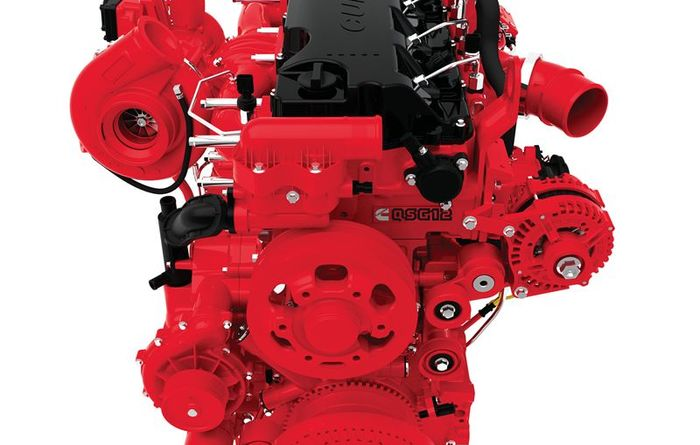 Cummins Stage V engines on show at Bauma