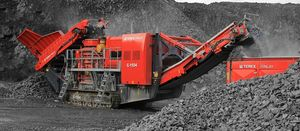 Terex|Finlay releases new mobile cone crusher