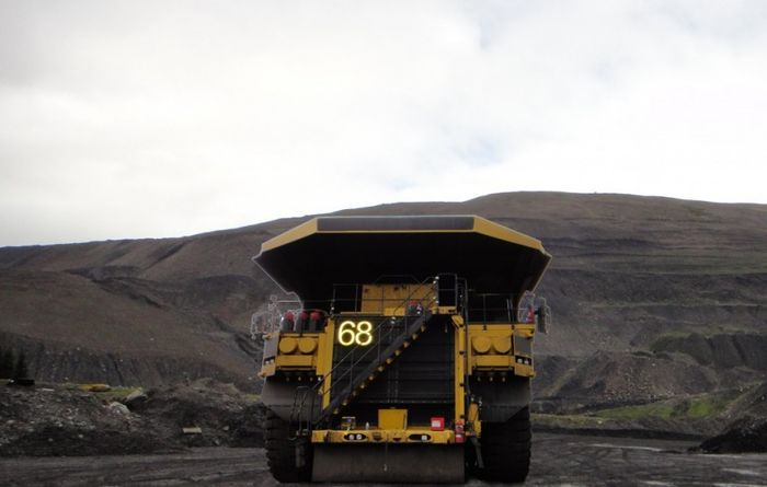 Blutip saves fuel on mine dozer applications