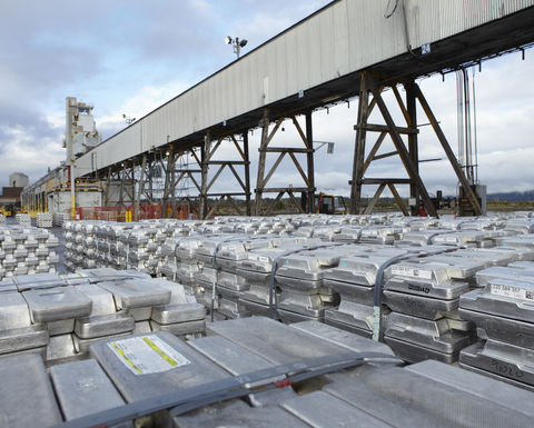 Rio Tinto launches sustainable aluminium label