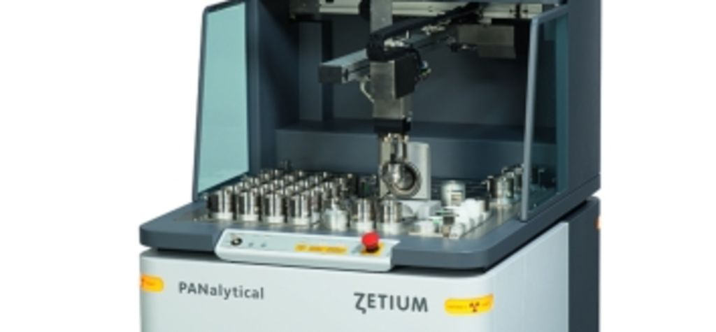 New XRF platform from PANalytical