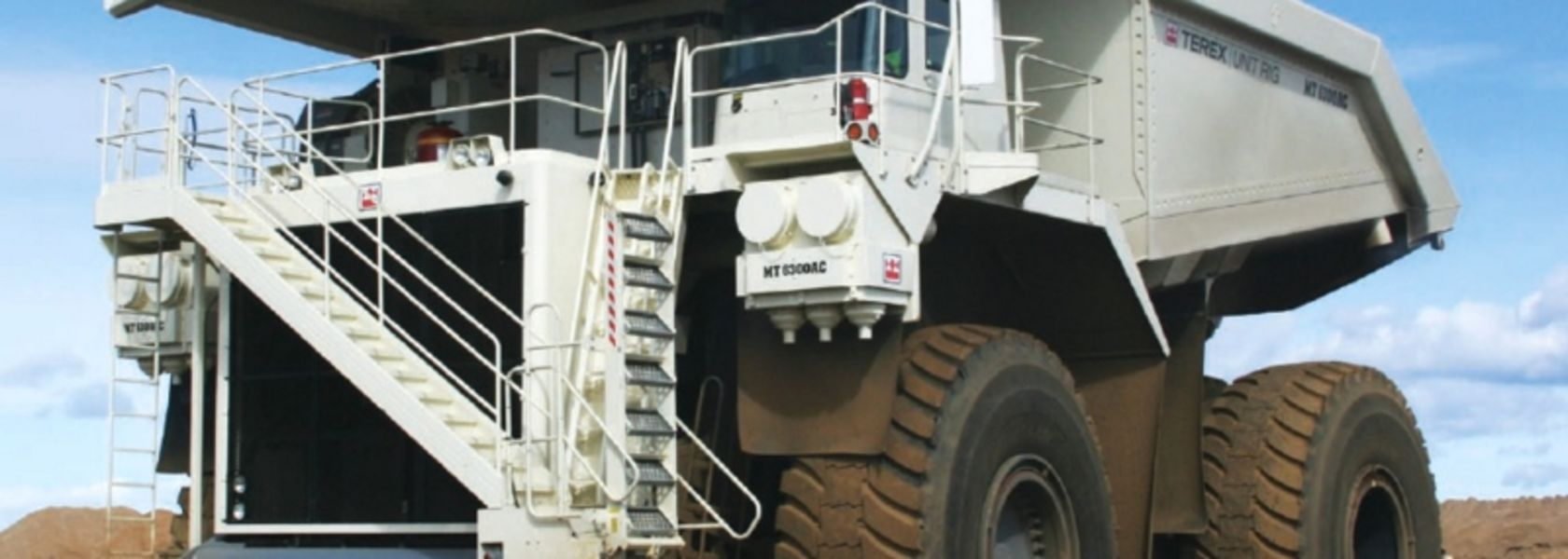 GFS offers LNG conversion for Terex truck