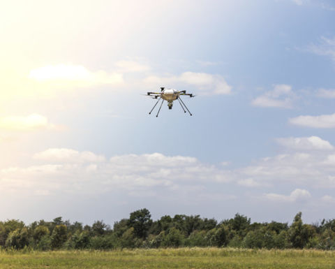 Rocketmine receives BVLOS drone flight approval from SACAA