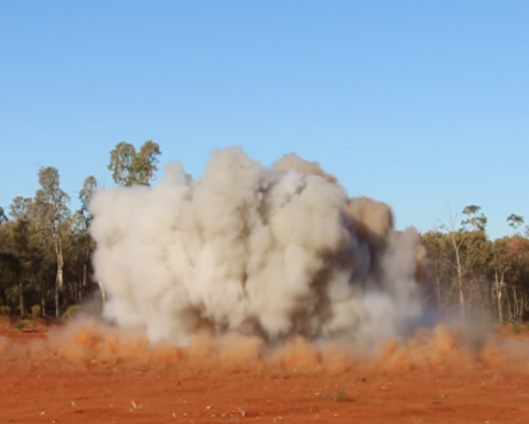 Southern Oil supports Alternative Explosives project