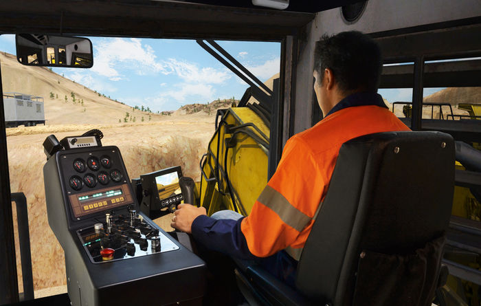 United Tractors invests in Cybermine simulator
