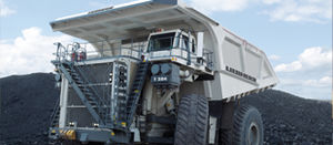 MAX truck partnership for Liebherr