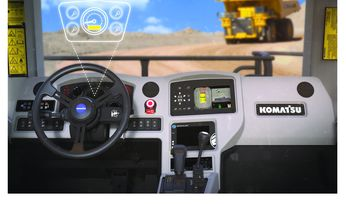 Michelin MEMS4 now available from Komatsu