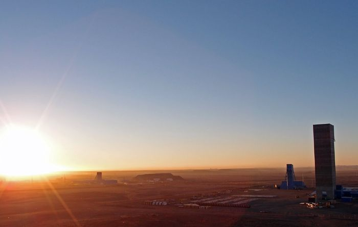 Oyu Tolgoi hits newest milestone