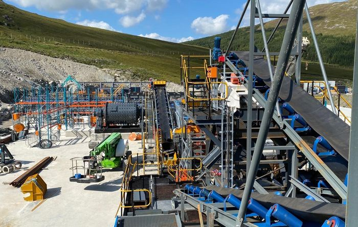 Scotgold pours first gold at Cononish