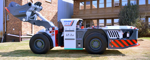 GHH, Mine Master equipment available in Turkey