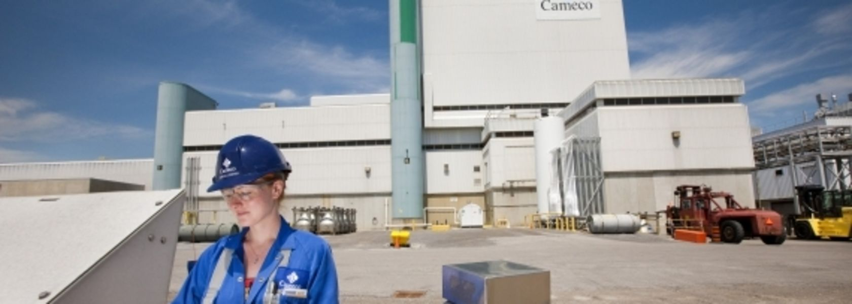 Cameco suspends Port Hope and Blind River