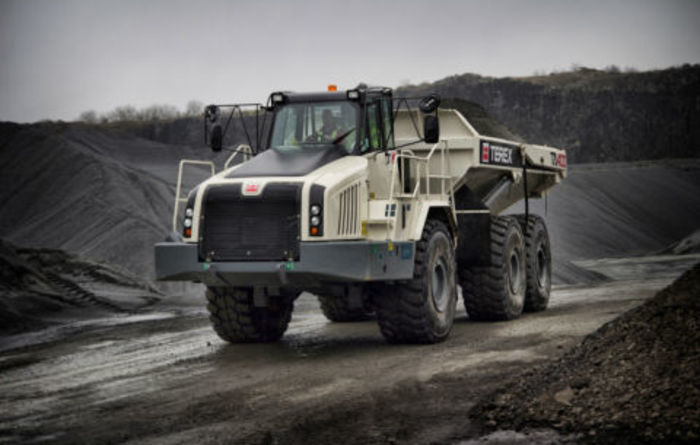Terex launches Tier 4 Final articulated haulers