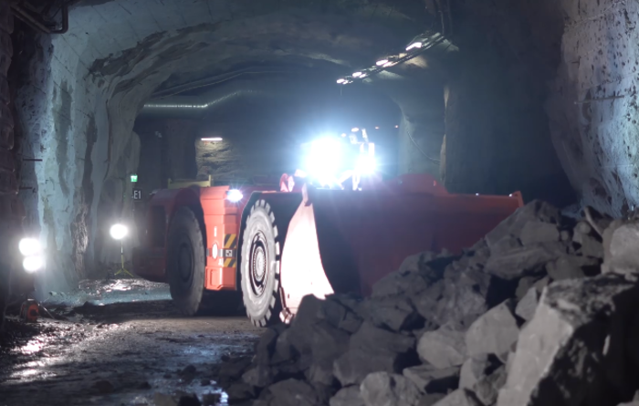Sandvik gets ready for full automation underground