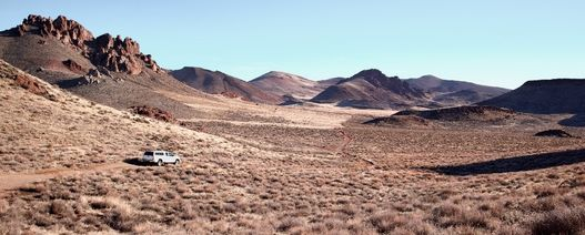 USGS, DoE partner on Nevada minerals project