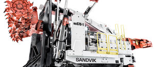 SUEK orders Sandvik mechanical cutters