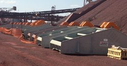 Joest screens in place at Northern Cape mine