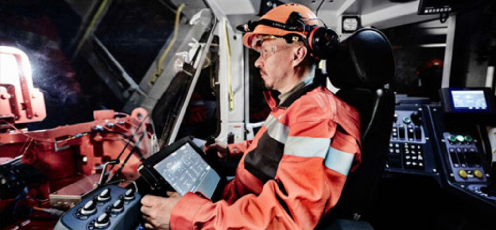 Sandvik drills strengthen safety