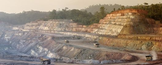 Mining resumes partially at Rosebel