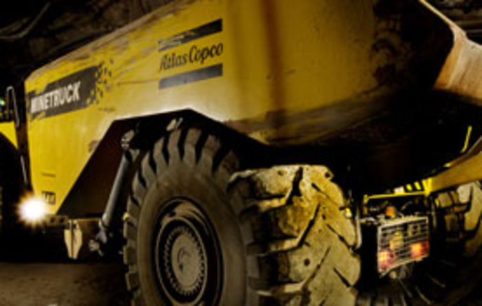 Atlas Copco update