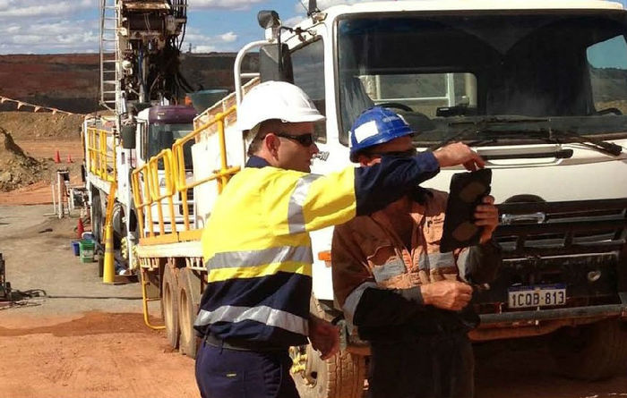 Reflex drill tech winning acceptance from miners