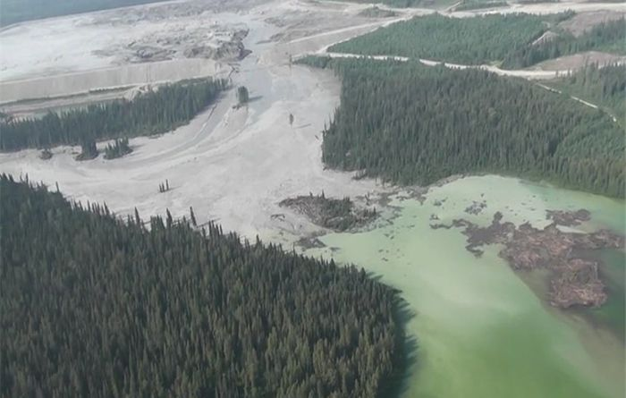 Mount Polley could restart this month