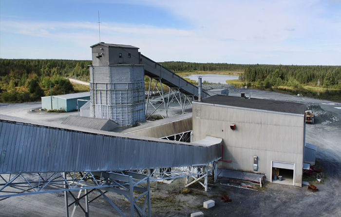Fenelon Gold milling finds home