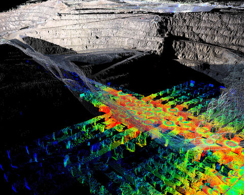 Maptek releases PointStudio 8 spatial data application