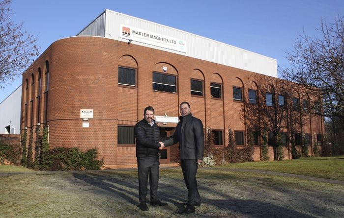 Bunting Magnetics buys Master Magnets