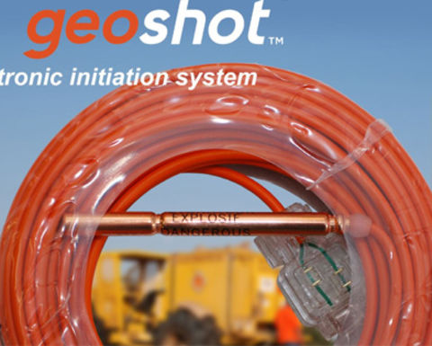 Dyno Nobel launches GeoShot